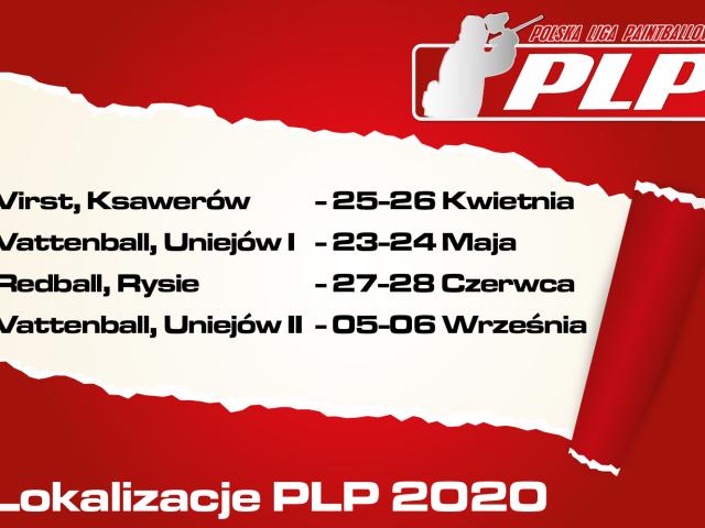 Sezon 2020 Polska Liga Paintballowa